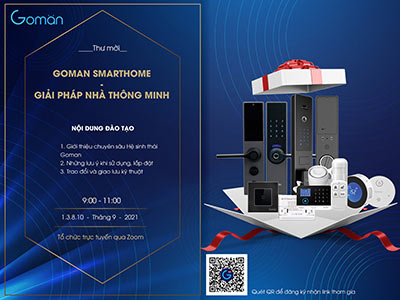 goman-smarthome-training-online